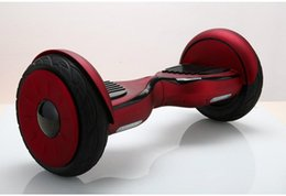 inch two wheel electric scooter Canada - 2019 HOT KUGOO Q10M smart self balancing scooter electric 2 two wheel hoverboard skateboard 10 inch hoover board