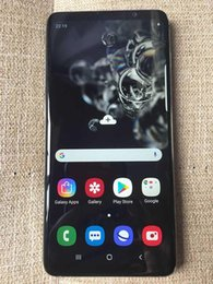 cell phones mtk6592 Canada - Compare with similar Items S20Ultra 6.7 inch All Screen HD+ 5G WCDMA Quad Core show 16GB+512GB Android 10.0 Cell Phones S20 auricu