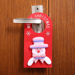 $enCountryForm.capitalKeyWord Australia - Merry Christmas Door Hanging Pendant Ornament Christmas Decorations for Home Hotel Door Xmas Gift Natal Noel New Year Decoration