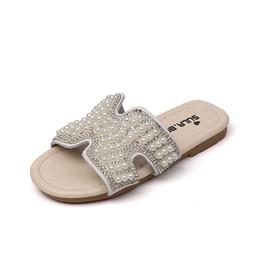 $enCountryForm.capitalKeyWord Australia - Summer kids shoes kids designer shoes girls sandals pearl princess girls shoes kids sandals girls slippers children slippers A6077