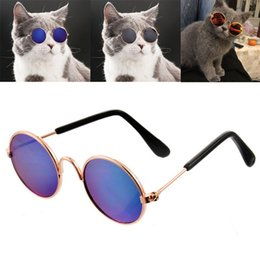$enCountryForm.capitalKeyWord Australia - Cheap Clothing Hoomall Cat Glasses Glasses Lovely Pet Photos Props Products For Little Dog Cat Eye-wear Dog Sunglasses Pet Supplies