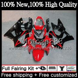 Honda Cbr929 Australia - Red black ! Body For HONDA CBR900 RR CBR 929RR CBR 900RR CBR929RR 00 01 54PG14 CBR 929 RR CBR900RR CBR929 RR 2000 2001 Fairing Bodywork