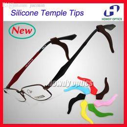 Apparel Accessories Silicone Anti Slip Glasses Ear Hooks Tip Eyeglasses Grip Temple Holder Soft Comfortable Good Elastic Accessories 100pairs Eyewear Accessories