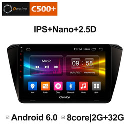 """Discount car gps skoda - 10.1"""" 2.5D Nano IPS Screen Android Octa Core 4G LTE Car Media Player With GPS RDS Radio Bluetooth For Skoda Superb"""