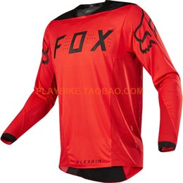 Breathable Summer Motorcycle Jackets Australia - Red Motorcycle Riding T-Shirt Jersey Shirt Short Sleeve Spring Bicycle Suit Off-Road Shirt Jacket Outdoors Sweatshirt Sportswear