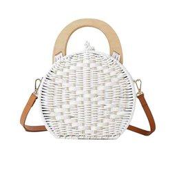 New 1 Pc Bamboo Rattan Purse Hanger Bag Handle Diy Craft Handbag Replacement Accessories Luggage & Bags