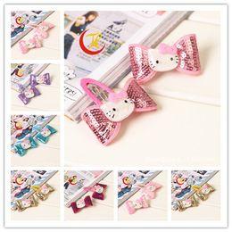7b37a3b66 2015 Hello Kitty Barrettes For Children Baby Hair Clips Decorations For Girls  Hair Clip Hairpins Accessories Headwear Headdress