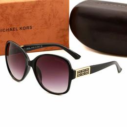 Vente en gros 889213 couleurs pour choisir la marque designer hommes femmes lunettes de soleil polarisées lunettes de soleil semi sans monture or cadre lentille polaroid avec étui brun et