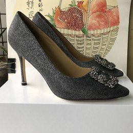 White Shoes Red Soles Australia - Top Quality Women Shoes Red High Heels Sexy Pointed Toe Sole Pumps Come With Logo dust bags Wedding shoes 6fds