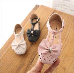 $enCountryForm.capitalKeyWord Australia - Children's shoes 2019 summer new girls sandals Baotou hollow girl fashion soft bottom princess baby shoes
