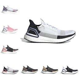 280d394810e53 With Box Cloud White Black Ultra boost 2019 Ultraboost mens Running shoes  Refract Clear Brown Primeknit 4 sports trainer men women sneakers