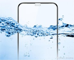 $enCountryForm.capitalKeyWord Australia - Wholesale 9H Hardness 6D Curved Edge Full Cover Tempered Glass for iPhone 6 Glass iPhone 7 Glass 6s 7 Plus Screen Protector Film