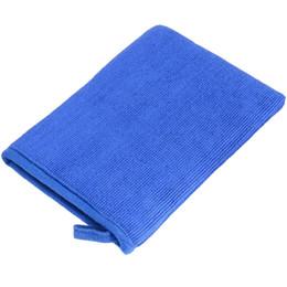 $enCountryForm.capitalKeyWord Australia - 1pc Car Fine Grade Magic Car Washing Clay MiWash Gloves Bar Clay Microfiber Towel For Detailing & Polishing