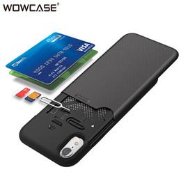$enCountryForm.capitalKeyWord Australia - For iPhone XS MAX XR Case,WOWCASE Wallet Credit Card Holder Back Cover For iPhone X XS MAX XR Case Luxury Protection Funda Coque