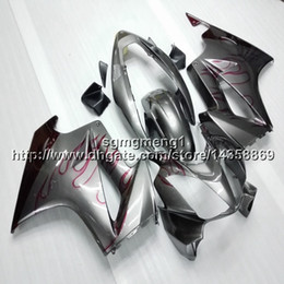 $enCountryForm.capitalKeyWord Australia - Gifts+Screws red flames motorcycle cowl For Honda VFR800 2002 2003 2004 2005 2006 2007 2008 ABS motor Fairings