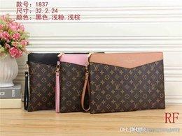 Großhandel 2019 NEUE Arten Handtasche berühmter Name Mode Lederhandtaschen-Frauen-Schulter-Beutel der Dame-Leather Handtaschen Geldbeutel RF1837