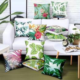 $enCountryForm.capitalKeyWord NZ - Customize Home Decorative Pillow Cover Digital Printing Logo Brand Advertising Gift Sofa Car Seat Cushion Cover Detachable Free Design