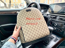 $enCountryForm.capitalKeyWord Australia - backpack Hight quality Womens Mini Backpack genuine printing women Campus style leather sac a dos Mini backpack M-K1