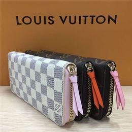 $enCountryForm.capitalKeyWord Canada - luxury wallet designer wallet womens designer handbags purses clutch wallets leather designer purse card holder shipping with box 509101