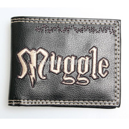 Animated Cards Australia - Crazy2019 Harry Potter Wallet Animated Cartoon Brand Purse Young Students Personality Wallet Muggle Boys And Girls Purse DFT-1033