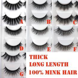 $enCountryForm.capitalKeyWord Australia - Top Quality 5 Pair Black Mink full strip Lashes 1.5cm 3D Natural Thick False Fake Eyelashes Eye Lashes Makeup Extension 2U81102