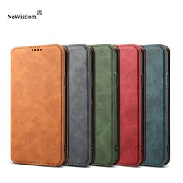 iphone leather wallet case for men NZ - wholesale original for iPhone X case Leather Folio Wallet Cases Apple iPhoneX Card Slot flip case iphone xs max cover xr men