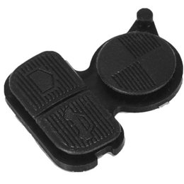button pad replacement NZ - 3 Buttons Silicone Car Key Cover Case Shell For BMW key pad Replacement Entry Remote Key Fob Shell Case Housing