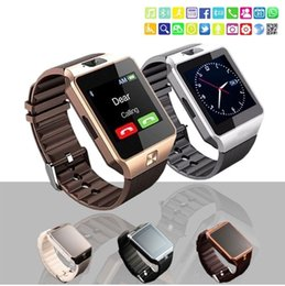 $enCountryForm.capitalKeyWord Australia - Bluetooth Smart Watch DZ09 Android Phone TF Sim Card Camera Men Women Sport Wristwatch For Iphone IOS PK Y1 A1 GT08 Smartwatch (Retail)
