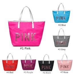 7b5bbba45db4f Rosa college taschen online-7 farben rosa knödel handtasche umhängetasche  klassische tragbare einkaufstaschen mode tasche