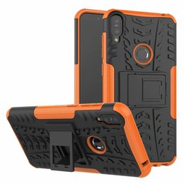 Asus rose online shopping - Dazzle Hybrid Impact Rugged Armor Case for ASUS Zenfone Max Pro M2 ZB631KL ZB633KL M1 ZB601KL Lite ZC600KL Shockproof Cover with Kickstand