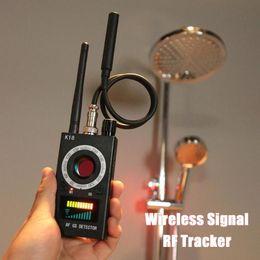 $enCountryForm.capitalKeyWord Australia - K18 Multi-function Anti-Bug Detector Camera GSM Audio Bug Finder GPS Wireless Signal RF Tracker High Quality Anti-Bug Detector