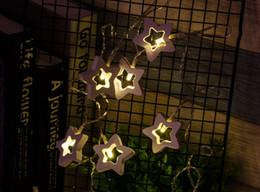 $enCountryForm.capitalKeyWord Australia - 2019 New 3M 20LEDs String Lights Power Saving Wedding Party Concert Decoration Lights Garden