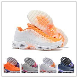 250b32dc2a mens Mercurial Tn Running Shoes Zapatillas Hombre tn Plus Colorful rainbow  Designers Sneakers breathable Sport Trainers Size 40-46