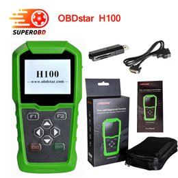 Mazda Connector NZ - OBDSTAR H100 For Ford Mazda Auto Key Programmer Supports 2017 2018 Models like F250 F350