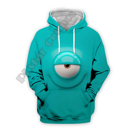 cute cartoon charms Australia - PLstar Cosmos emoji cute cartoon charming eyes 3D Printed Hoodie Sweatshirt Jacket shirts Mens Womens lovely awesome style-3