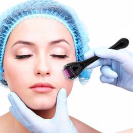 $enCountryForm.capitalKeyWord Australia - DRS 540 Derma Roller 0.2 0.25 0.3 0.5MM Needles Titanium Mezoroller Dr Pen Machine for Skin Care Hair-Loss Treatment Pen