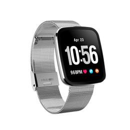 $enCountryForm.capitalKeyWord NZ - New Arrival Colorful Screen V6 Smart Watch Women Men High Quality Bluetooth Heat Rate Monitor Pedometer Waterproof Smart Watch