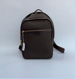 Rivets backpacks online shopping - Hot Selling Emboss styles Fashion Brand Backpack Style High Quality New Arrival Designer Backpack Letter Bags Fashion Women Men School Bags