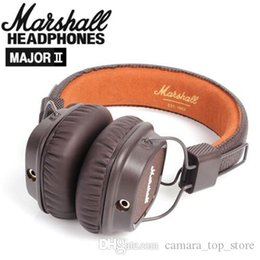 $enCountryForm.capitalKeyWord Australia - Marshall Major MK I II 2.0 Bluetooth Monitor Mode MID Wireless Headphones DJ Foldable Headphone Deep Bass Stereo MIC Headset Earphone