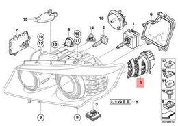 $enCountryForm.capitalKeyWord Australia - Genunie FOR BMW E90 E91 LCI LED Turn Signal Indicator Light Left & Right Module