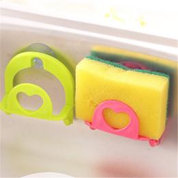 $enCountryForm.capitalKeyWord Australia - Urijk 1pc 4 Colors Bathroom Shelf Towel Soap Dish Holder Kitchen Sink Dish Sponge Storage Holder Rack Robe With Hooks Sucker