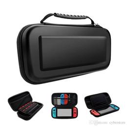 Опт Топ-продавец Портативный EVA Чехол Для Хранения Чехол Чехол Для Nintendo Switch Сумка NS NX Консоль Защитный Жесткий Shell Controller