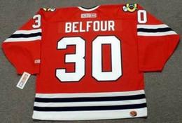 $enCountryForm.capitalKeyWord Australia - Men Women Youth ED BELFOUR Chicago Blackhawks 1994 CCM Turn Back Away Hockey Jersey All Stitched Top-quality Any Name Any Number Goalie Cut