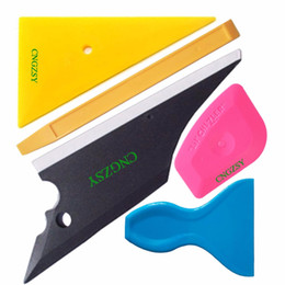 $enCountryForm.capitalKeyWord Australia - Car Sticker Vinyl Film Wrap Tool Kit Auto Tinting Squeegee Home Office Window Cleaning Hand Tool Glass Wiper Washer Scraper K29
