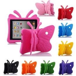 Discount eva foam ipad mini case - Butterfly EVA Foam Kids Tablet Case For iPad mini1234 iPad 2 3 4 iPad Pro 9.7