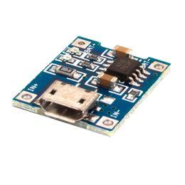 Dip Module Australia - C0006 10pcs TP4056 1A Lipo Battery Charging Board Charger Module lithium battery DIY MICRO Port Mike USB Hot sale
