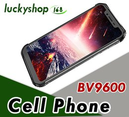 "Discount helio mobile - Blackview BV9600 Pro IP68 Waterproof Mobile Helio P60 Octa core 6GB RAM 128GB ROM 6.21"" AMOLED Android 8.1 Smartpho"