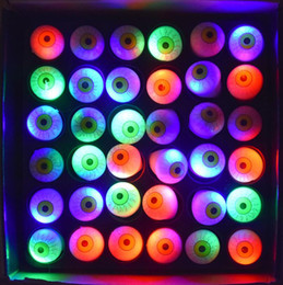 Free Wholesale Electronics Australia - Fingers Ring Light Toys Small Electronic Products Colorful LED Lamps Finger Laser Plastic Toy Free Shipping