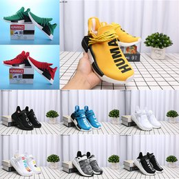 $enCountryForm.capitalKeyWord Canada - 2018 Original Pharrell Williams NMD Human Race men women Sports Running Shoes Black White Grey Nmds primeknit PK runner XR1 R1 R2 Sneakers