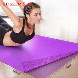 $enCountryForm.capitalKeyWord Australia - YOMER 185*82cm Travel Yoga Mats Pilates Women Sport Gym Fitness Bodybuilding Exercise Cover Camping Blanket Sports Soft Towel